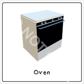 Eten - Oven