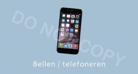 Bellen/Telefoneren - T-J/TV