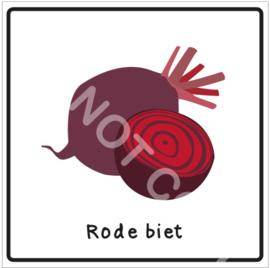 Groente - Rode biet (Eten)