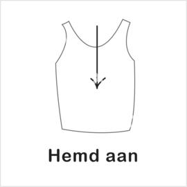 BASIC - Hemd aan