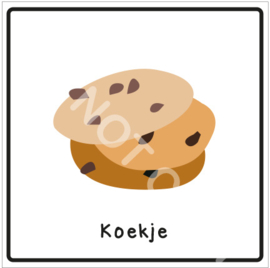 Snack - Koekje (Eten)