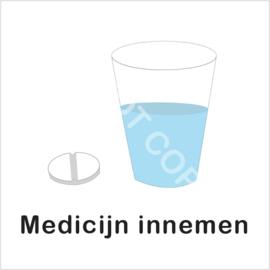 BASIC - Medicijn innemen