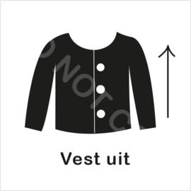 ZW/W - Vest uit