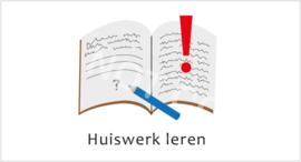 Huiswerk leren - T/V