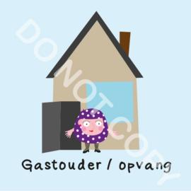Gastouder / opvang (M)