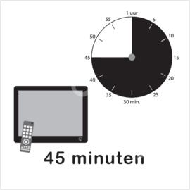 ZW/W - TV 45 min.