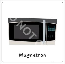 Eten - Magnetron