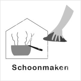 ZW/W - Keuken schoonmaken
