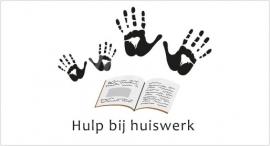 Hulp bij huiswerk - J