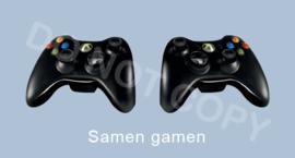 Samen gamen - T-J/TV