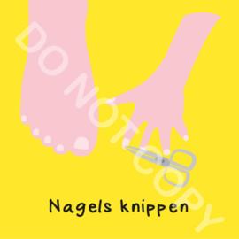 Nagels knippen (Voet&Hand) (O)
