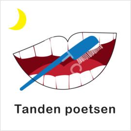 BASIC - Tanden poetsen - Avond