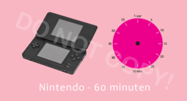 Nintendo - 60 M/TV