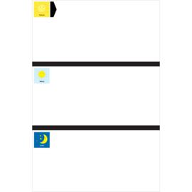 Planbord DAG - BASIC