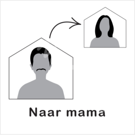 ZW/W - Naar mama