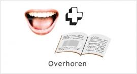 Overhoren - J