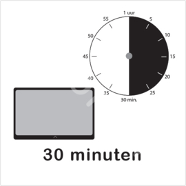 ZW/W - Tablet/I-Pad 30 min.