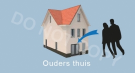 Ouders thuis - T-J/TV