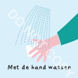 Met de hand wassen (M)