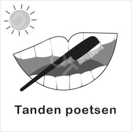 ZW/W - Tanden poetsen O