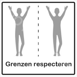 ZW/W - Grenzen respecteren