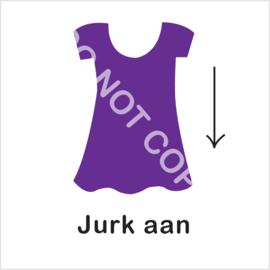 BASIC - Jurk aan