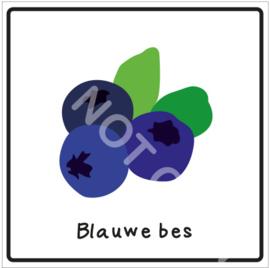 Fruit - Blauwe bes (Eten)