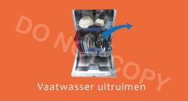 Vaatwasser uitruimen - T/V