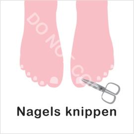BASIC - Nagels knippen - Voet