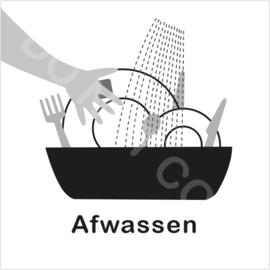 ZW/W - Afwassen