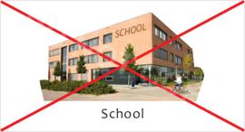 Niet naar school - TV