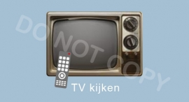 TV kijken - T-J/TV