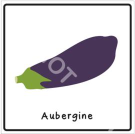 Groente - Aubergine (Eten)