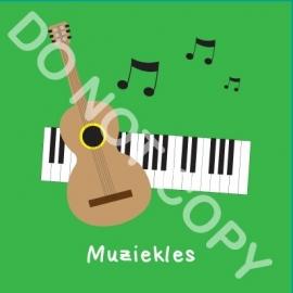 Muziekles (S&H)
