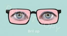 Bril op - M