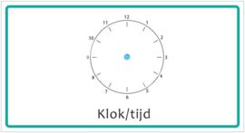 Klok/Tijd LLM - TV