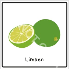 Fruit - Limoen (Eten)