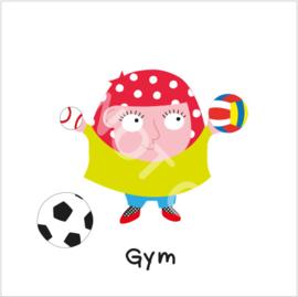 Gym Mia (S)