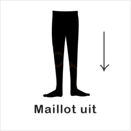 ZW/W - Maillot uit