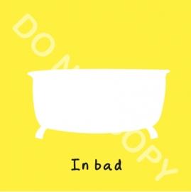 In bad (O)