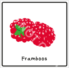 Fruit - Framboos (Eten)