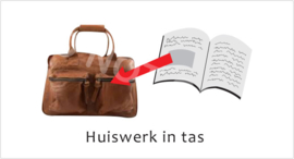 Huiswerk in tas M - STV