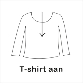 ZW/W - T-shirt LM aan