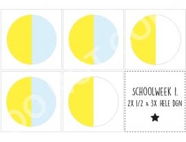 Schoolweek 1. (S)