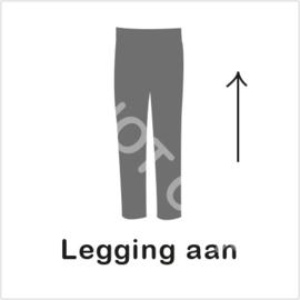 ZW/W - Legging aan