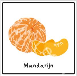 Fruit - Mandarijn (Eten)
