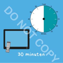 TV kijken 30 min (BT) - T