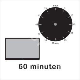 ZW/W - Tablet/I-Pad 60 min.