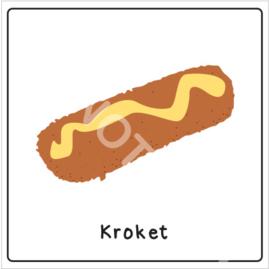 Snack - Kroket (Eten)
