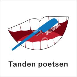 BASIC - Tanden poetsen - ALG.
